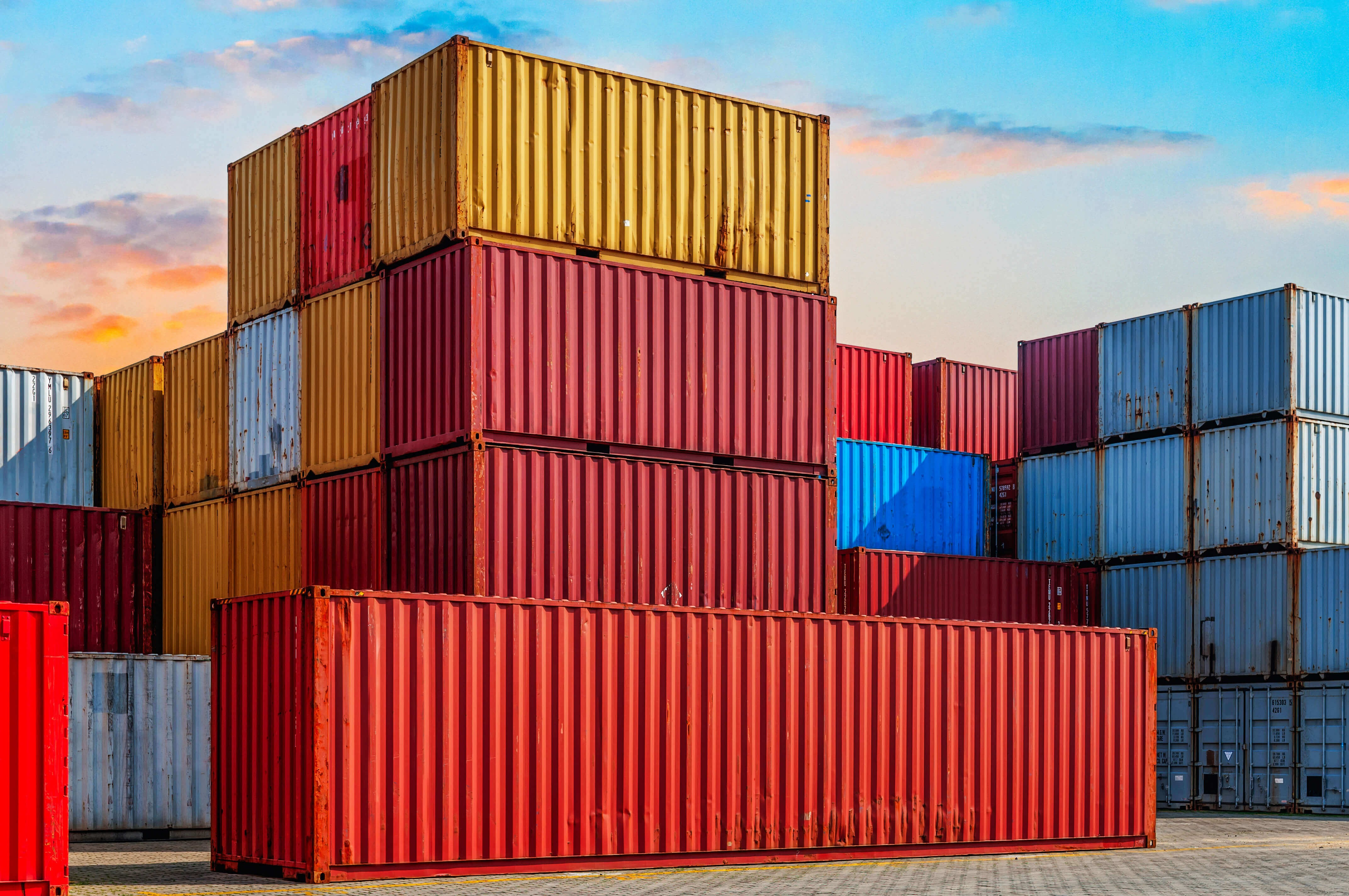 Container lines